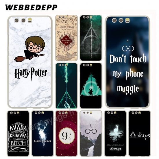 coque harry potter huawei p20 pro