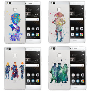 coque huawei p10 harry potter
