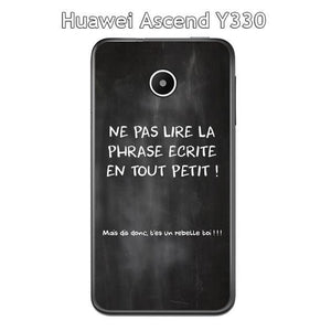 coque huawei ascend 330