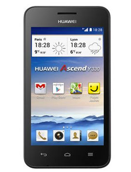coque huawei ascend y330 personnalisable