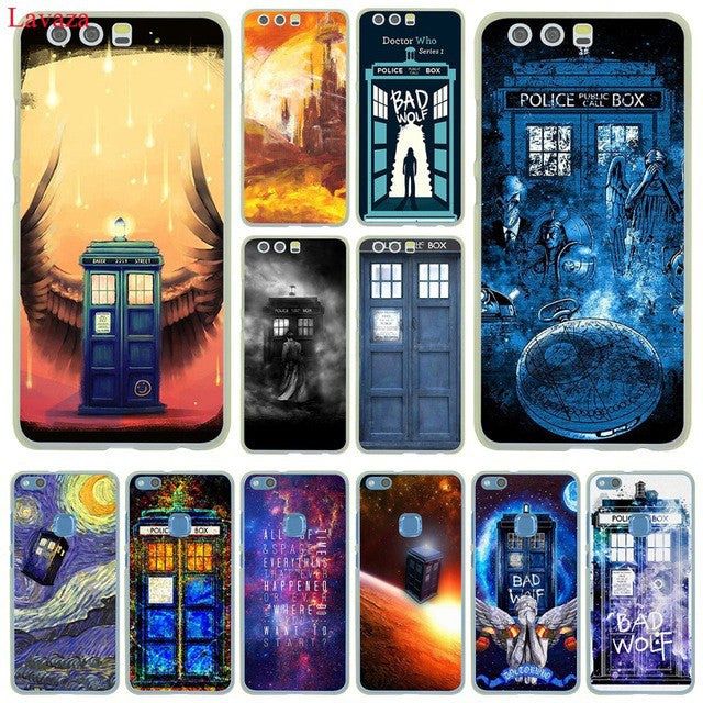 coque huawei doctor who