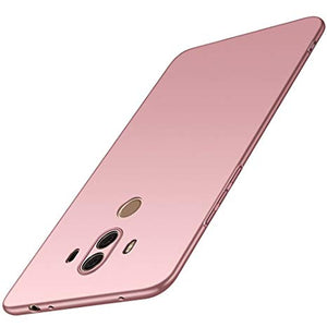 coque huawei mate 10 pro rose or