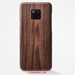 coque huawei mate 20 pro bois