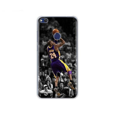 coque huawei p10 basketball lakers