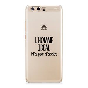 coque huawei p10 homme