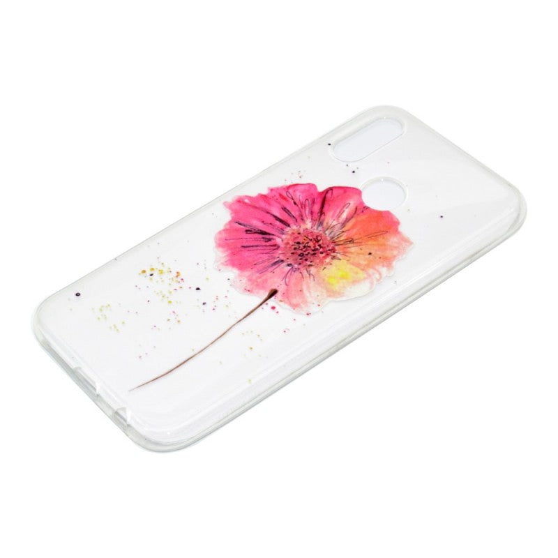 coque huawei p20 coquelicot