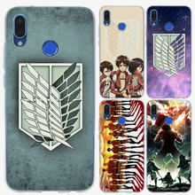 coque huawei p20 lite attack on titan