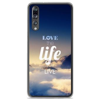 coque huawei p20 pro citation