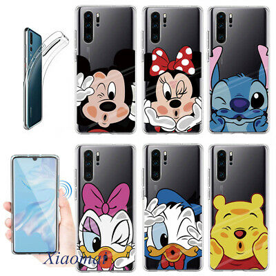 coque huawei p20 pro silicone disney