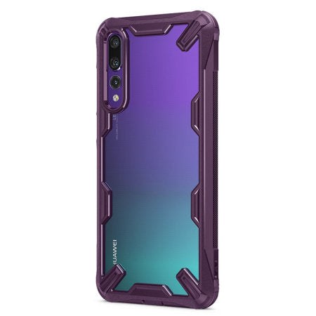 coque huawei p20 pro violet