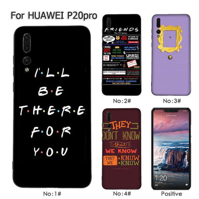 coque huawei p30 lite central perk