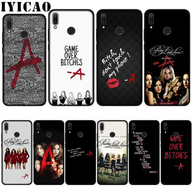coque huawei p30 lite pretty little liars