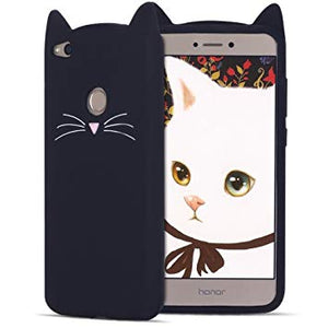 coque huawei p8 lite 2017 3d chat