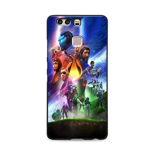 coque huawei p8 lite 2017 de fortnite