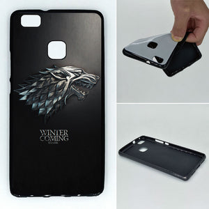 coque huawei p8 lite 2017 game of thrones