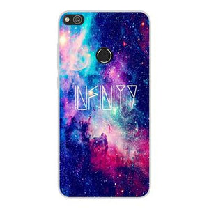 coque huawei p8 lite 2017 space