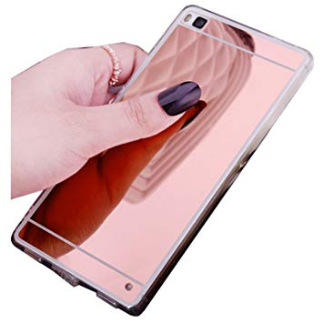 coque huawei p8 lite mirroir