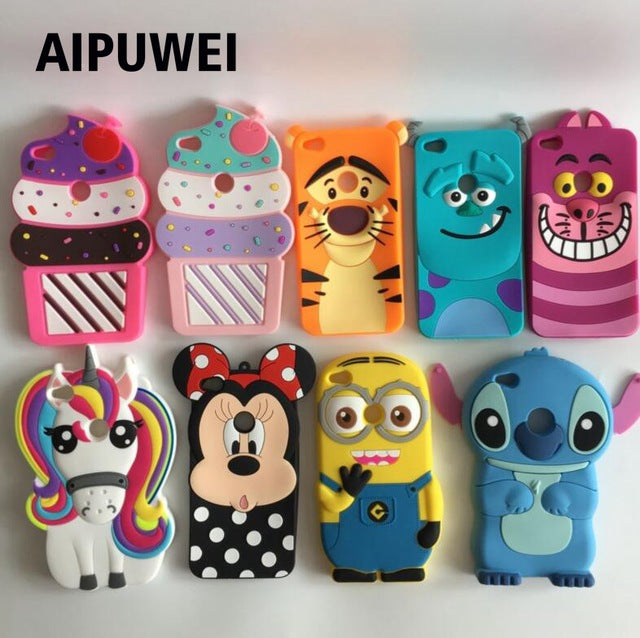 coque huawei p9 lite disney silicone 3d