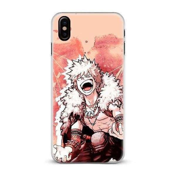 coque huawei p smart my hero academia