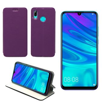 coque huawei p smart violet