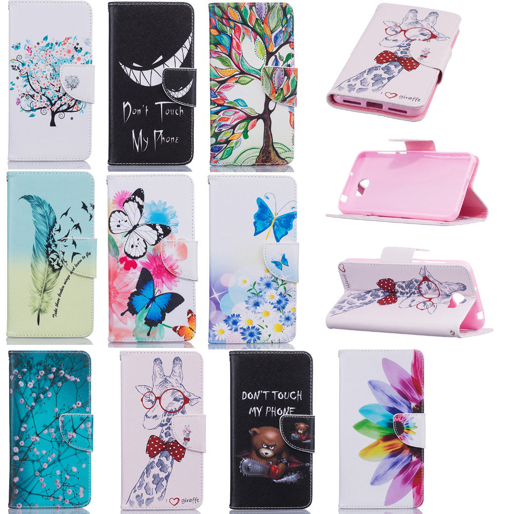 coque huawei y5 papillon