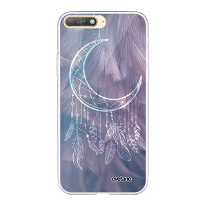 coque huawei y6 2018 lune