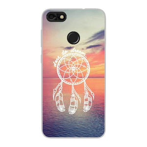 coque huawei y6 pro 2017 silicone couleur