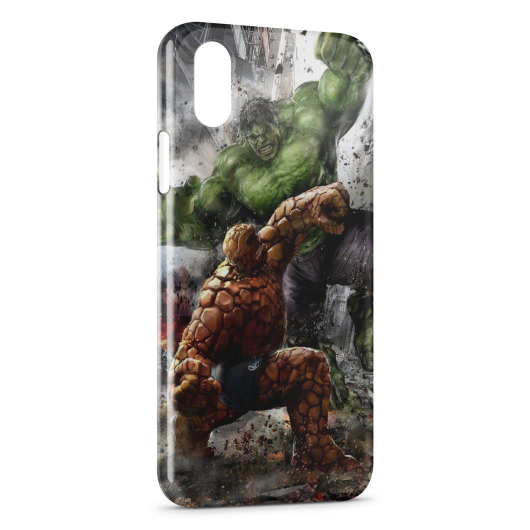 coque hulk iphone xs max