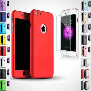 coque integrale iphone 6 verre trempe