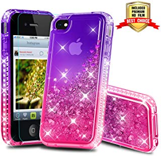 coque iphone 4 fille paillette