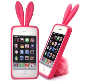 coque iphone 4 lapin