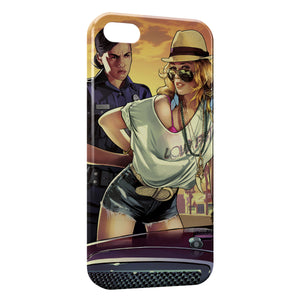 coque iphone 4 police