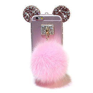 coque iphone 4 pompon
