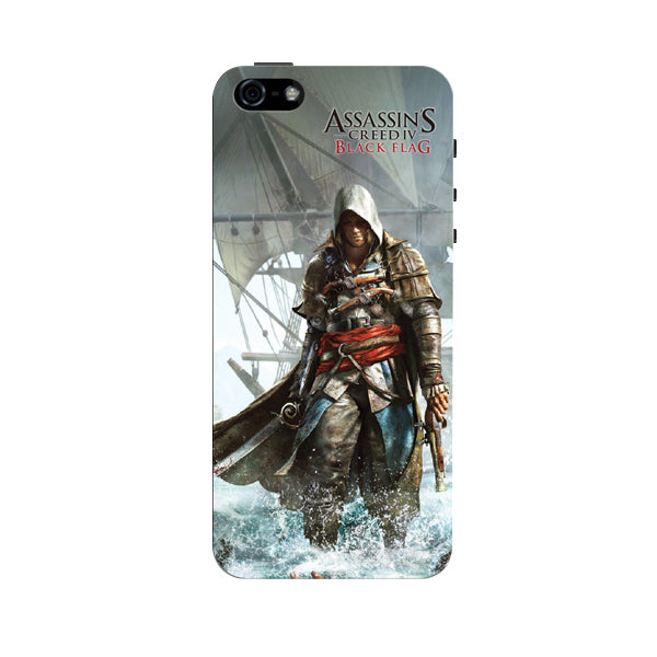 coque iphone 8 assassin's creed origins