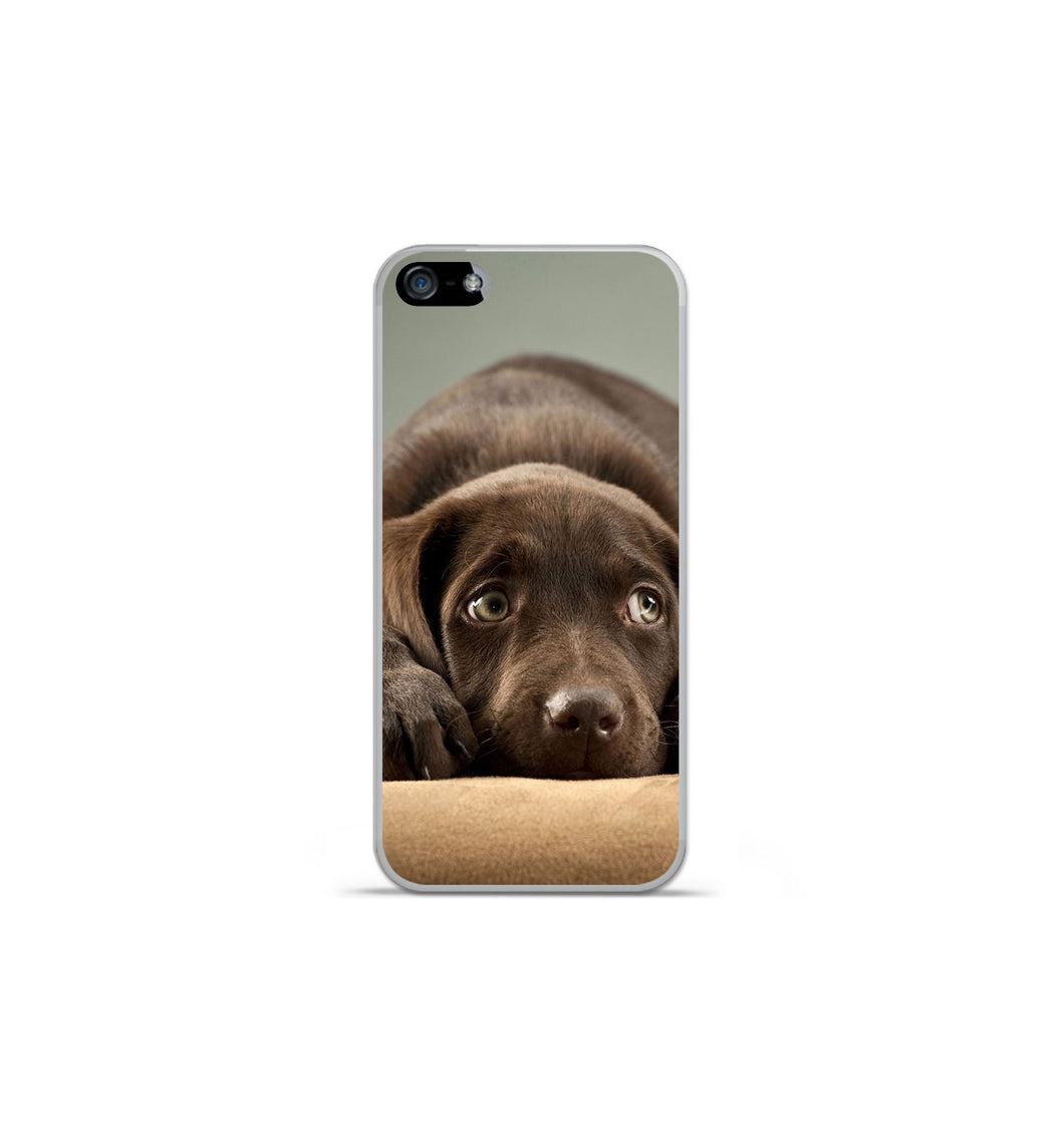 coque iphone 5 chiot