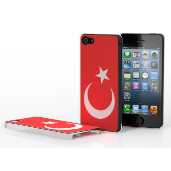 coque iphone 5 drapeau