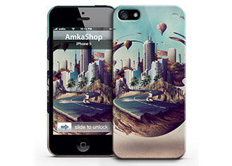 coque iphone 5 graphique
