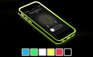 coque iphone 5 led