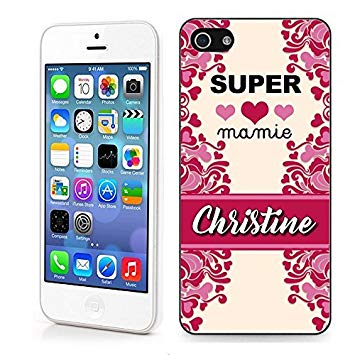 coque iphone 5 mamie