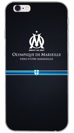 coque iphone 5 olympique de marseille