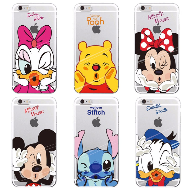coque iphone 5 personnage