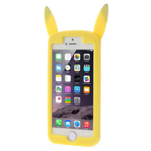 coque iphone 5 pikachu silicone