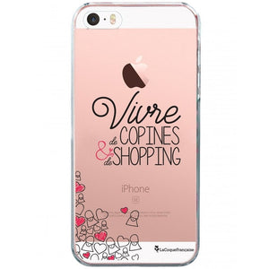 coque iphone 5 shooping
