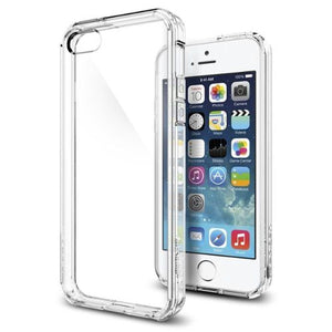 coque iphone 5 silicone transparente