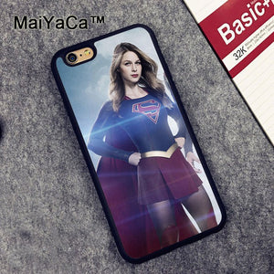 coque iphone 5 supergirl