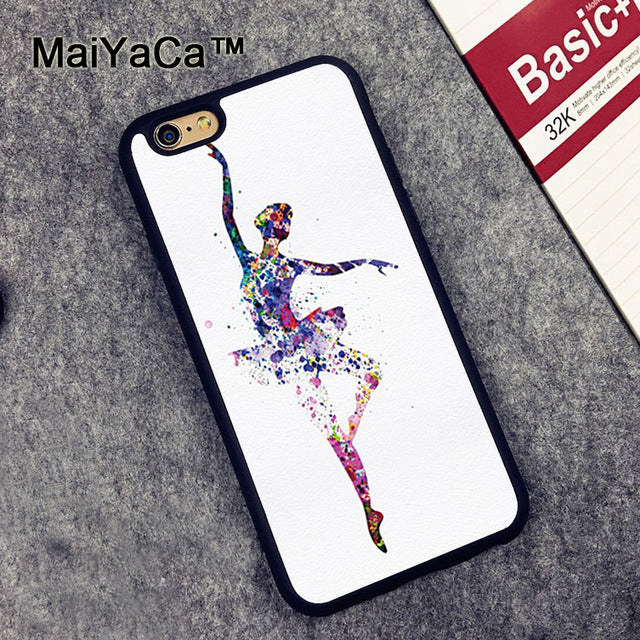 coque iphone 6 ballerine