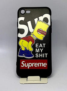 coque iphone 6 bart simpson