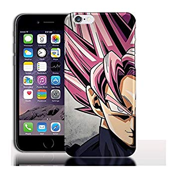 coque iphone 6 black goku