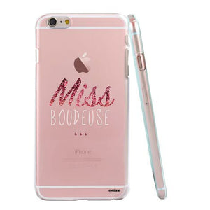 coque iphone 6 boudeuse