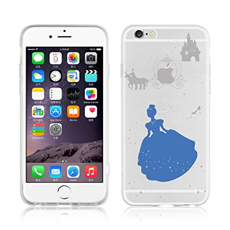 coque iphone 6 cendrillon